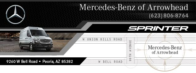 Mercedes-Benz of Arrowhead Mercedes-Benz Passenger and Business vehicles