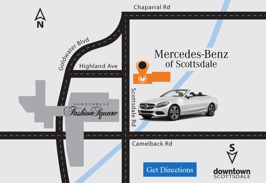Mercedes-Benz of Scottsdale Mercedes-Benz Dealership and AMG Performance Center